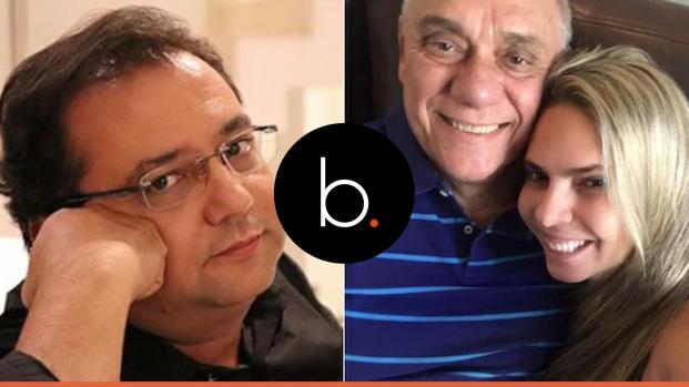 Geraldo Luís vai aos prantos ao receber lembrança de Marcelo Rezende pós-morte