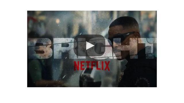 Bright: ¡La mejor película de Netflix!