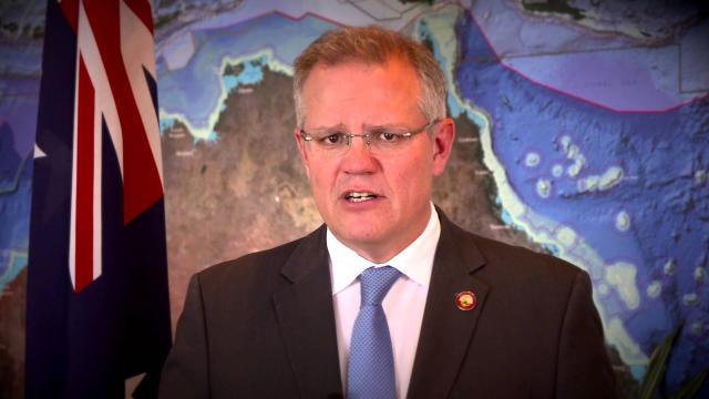 Scott Morrison dice que Australia necesita recortes de impuestos