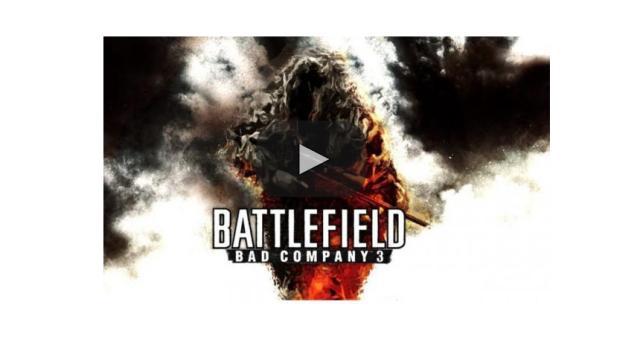 Battlefield Bad Company 3, ¿El nuevo título de DICE?