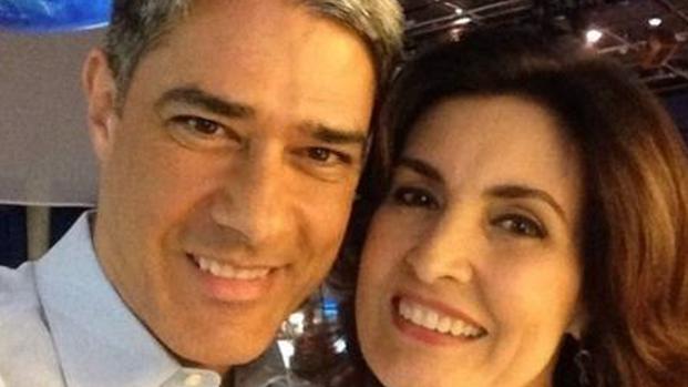 Assista: Fátima e William teriam se reconciliado pelos filhos