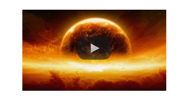 La humanidad está destruyendo el mundo