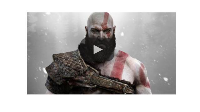 God of War 4: Kratos vs Thor (Confirmado)