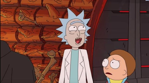 'Rick and Morty' Instagram game is becoming popular