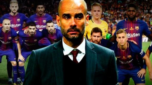 Guardiola se quiere llevar uno de los cracks más importantes del FC Barcelona