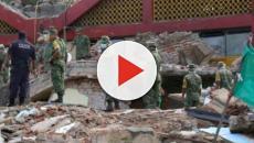 Temblor sacude a México en plena Navidad