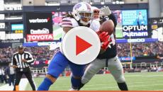 Bills lose against the Patriots after a controversial catch got overturned