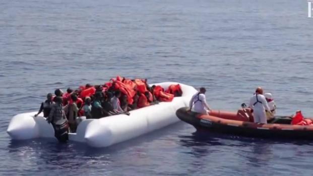 Una constante tragedia envuelve al Mediterraneo