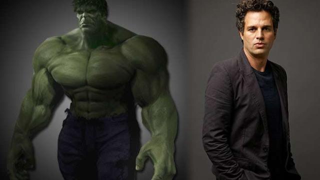 Fan Poster imagina a Mark Ruffalo en la primera película de 'El Increible Hulk'