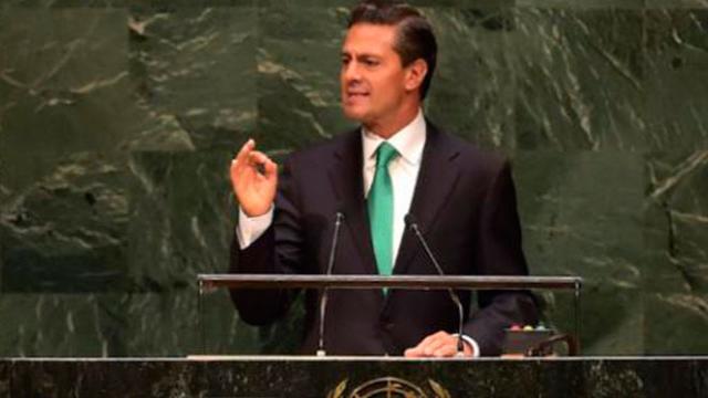 El régimen mediático de Enrique Peña Nieto