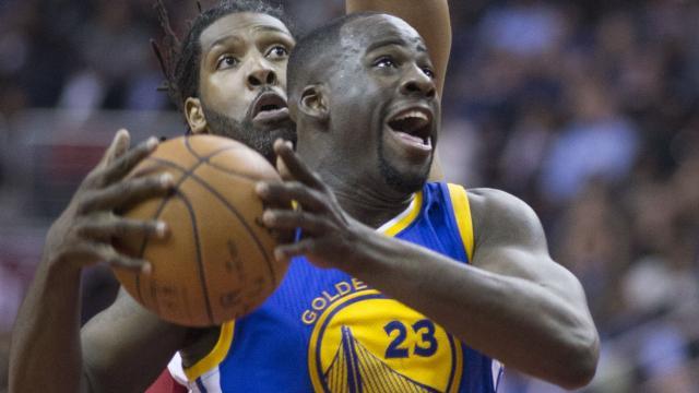 NBA : Golden State domine Cleveland