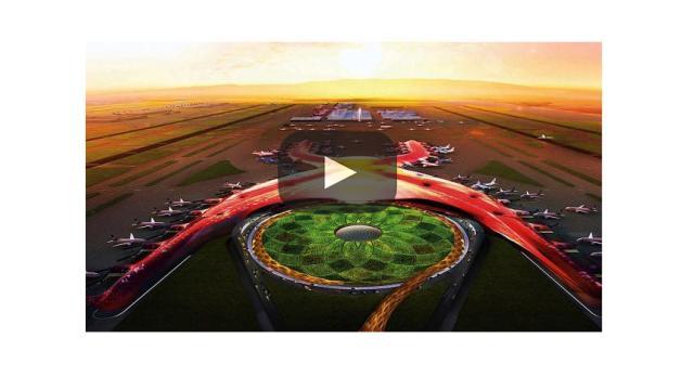 Detrás de la grandeza del Nuevo Aeropuerto de la Ciudad de México