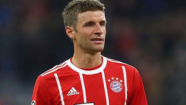 Copa de Alemania: el ganador del partido fue Thomas Müller
