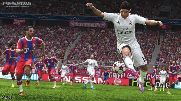 Konami hooks up with J. League on Pro Evolution Soccer/Winning Eleven series