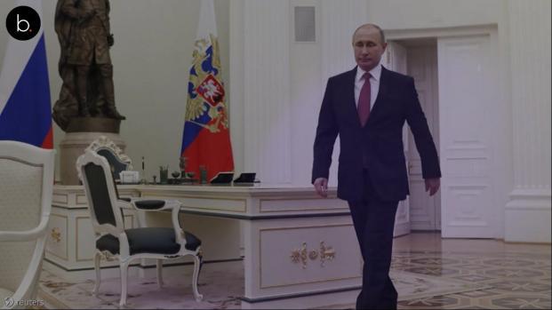 Vídeo: el Kremlin inhabilita al principal opositor de Putin