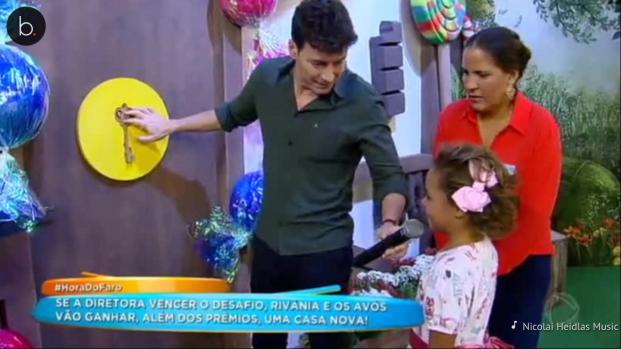 Assista: Pobre criança: Record fala a verdade sobre casa de Rivânia: 'Igual