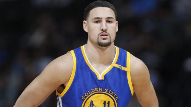 Klay Thompson quiere jugar con LeBron en el gran juego de 'ALL-STAR'