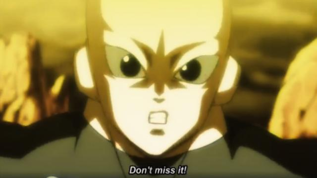 Jiren suele ser un guerrero difícil de intimidar