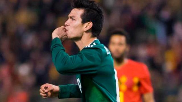 Hirving Lozano buscado por dos grandes de la Premier League