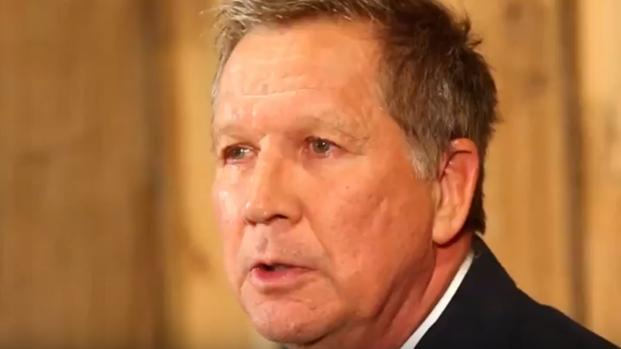 Ohio Governor John Kasich signs Down Syndrome abortion ban