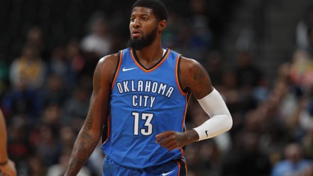 La superestrella de OKC podría unirse a los Cleveland Cavaliers en enero