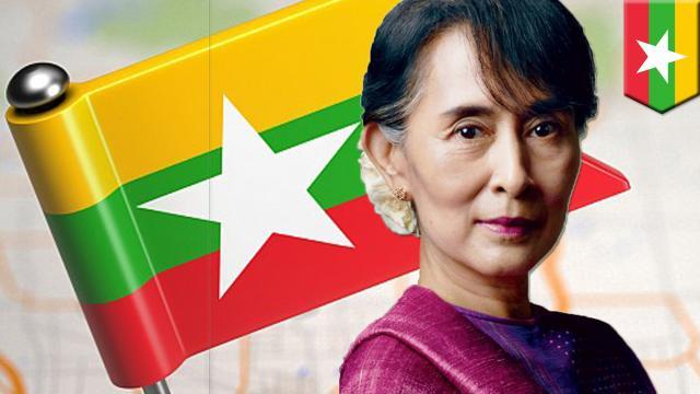 Aung San Suu Kyi 'evitó' la discusión sobre la violación rohingya