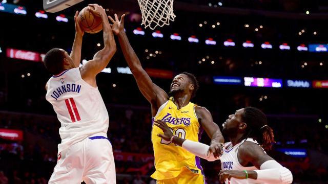 Los imprevistos movimientos de la NBA durante el 2017
