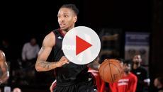 La estrella del Miami Heat sufre una lesión durante el video de los Clippers