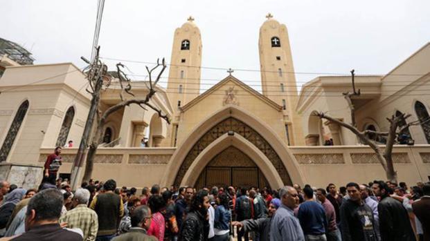 In Egitto gli attentatori sono stati fermati dalle forze dell'ordine