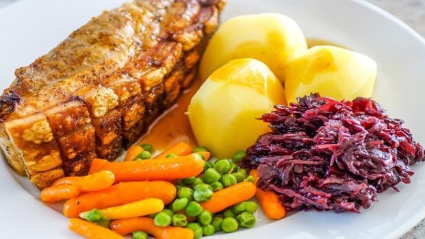 Una dieta saludable permite purificar el cuerpo de toxinas