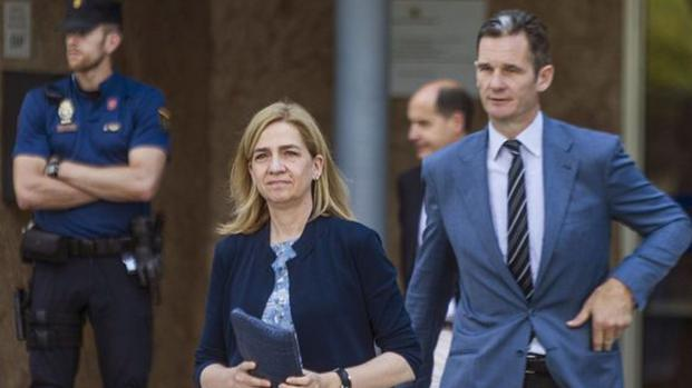 Nuevo Problema Familiar para la Infanta Cristina
