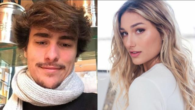Veja: Sasha Meneghel é flagrada em foto íntima lambendo o novo namorado da Globo