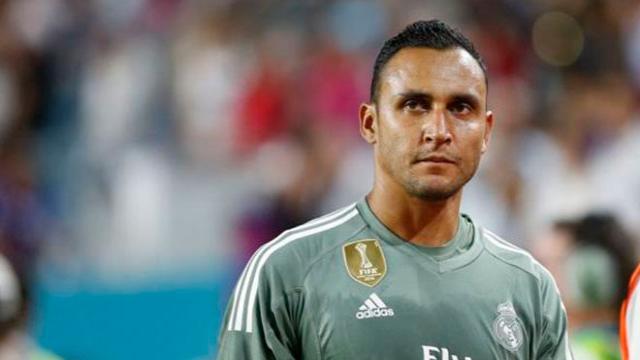 Bombazo: Keylor Navas negocia con equipo de la Premier League