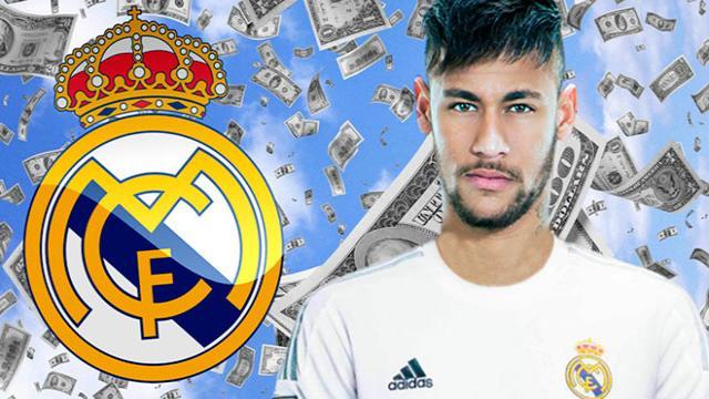 Florentino Pérez le pone un ultimátum al brasileño Neymar
