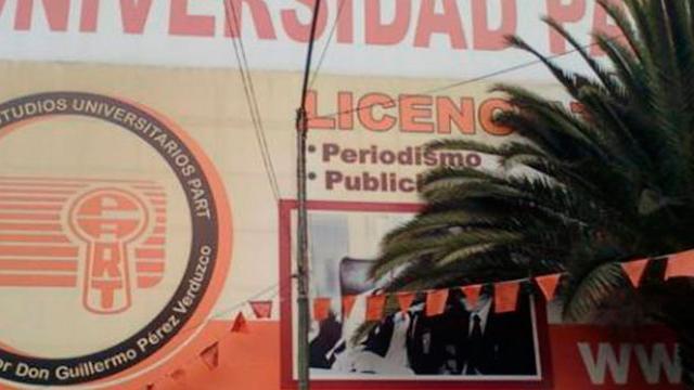 Autoridades capitalinas dan seguimiento a caso CEU PART