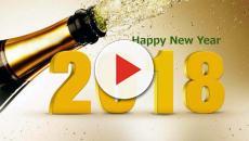 Buon 2018 e felice anno nuovo: le frasi più belle per i vostri auguri