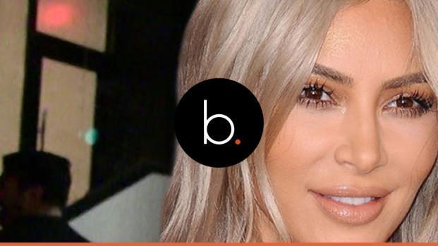 Kim Kardashian voting for Donald Trump?