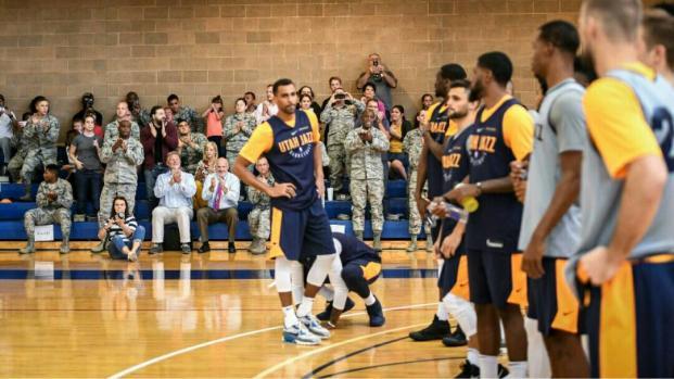 NBA : Utah se remet d'aplomb en battant Cleveland