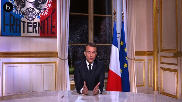 Les vœux de Macron entre tradition et renouvellement