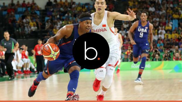 Rio Olympics 2016: USA Mens Basketball.