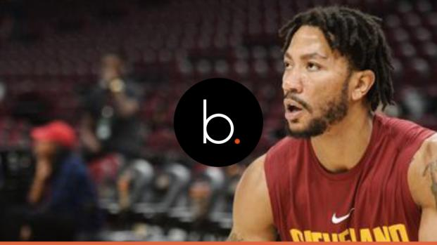 NBA: Derrick Rose traded to the New York Knicks.