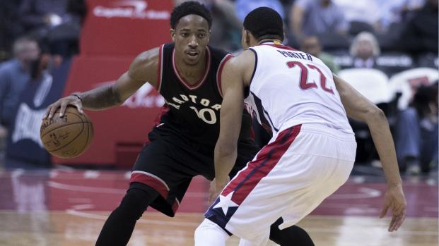 NBA : Toronto fait plier Milwaukee
