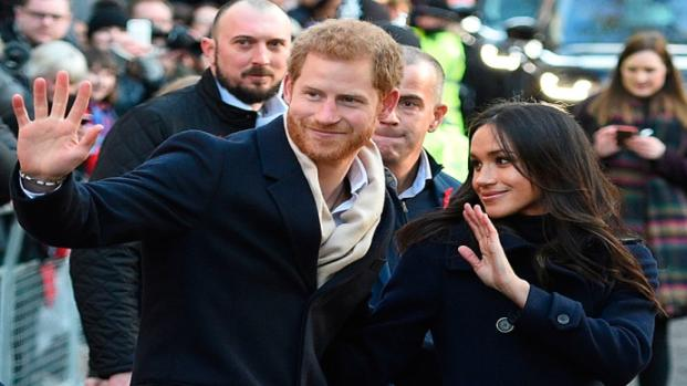 Prince Harry whisks Meghan Markle off to the French Riviera for a New Year break
