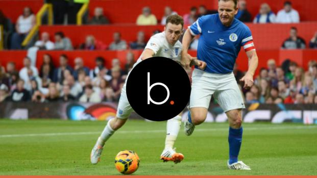 Soccer Aid 2016: highlights of this year's event.