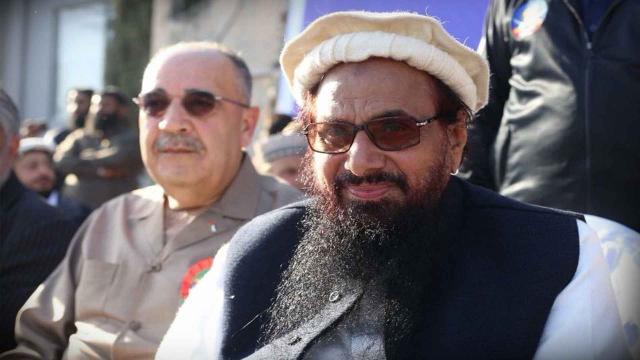 Pakistán prohíbe que los equipos de Hafiz Saeed tomen caridad