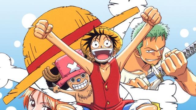 Akuma no mi en la serie 'One Piece'