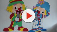Vídeo: identidade dos palhaços mais famosos do Brasil é descoberta