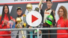 Michael Paparo consacrato miglior pilota di kart italiano 2017