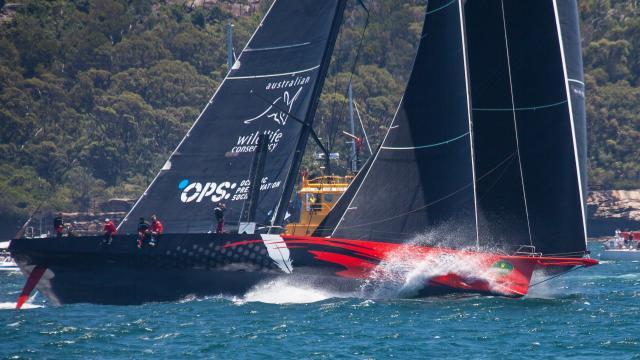 Sydney a Hobart: LDV Comanche tiene ventaja angosta en carrera