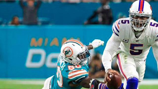 Los Bills van a los playoffs y rompen enorme sequía de 17 años sin postemporada